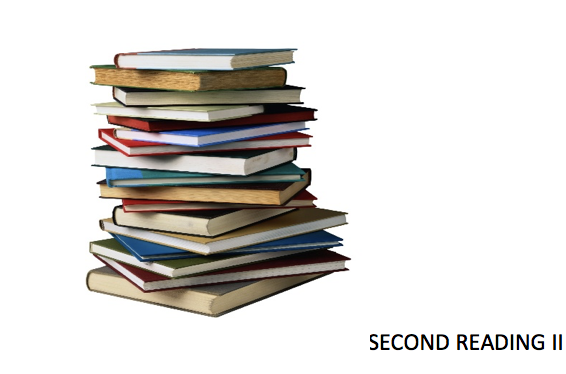 Second Reading II - All proceeds benefit the West Chester Area Senior Center.